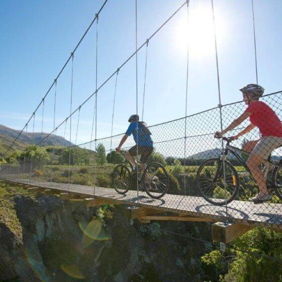 Bike and Wine Queenstown at your pace, exploring the Gibbston Valley