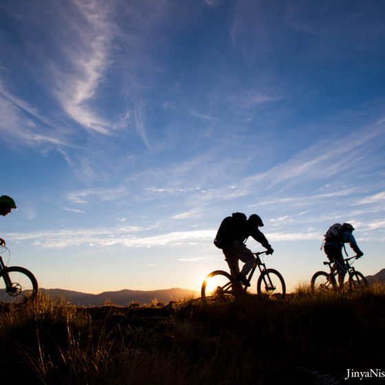 Corotown laps, from Coronet Peak to Arrowtown bike trails