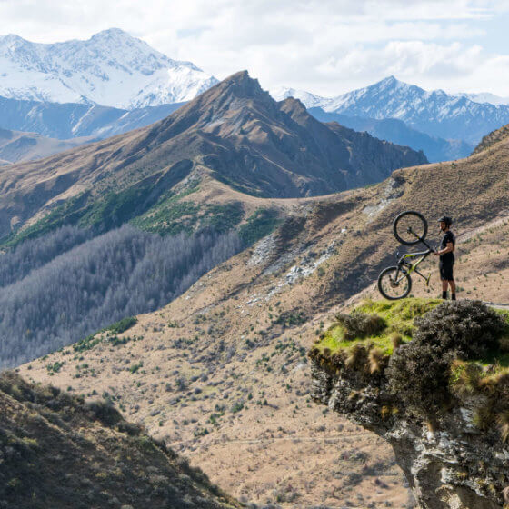 Skipper Canyon MTB Trail